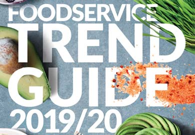 Download Our Foodservice Trends