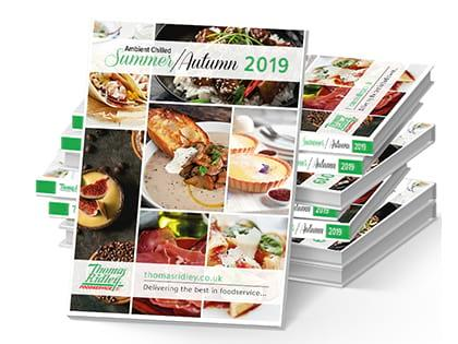 New Summer /Autumn Ambient Chilled Brochure