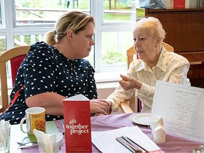 Bisto Together campaign launched to put care homes at the heart of communities.