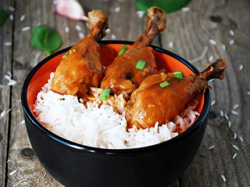 Enticing Sticky Chicken