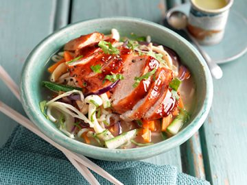 Delicious Teriyaki Marinated Chicken