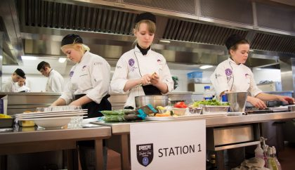 Country Range Student Chef Challenge 2018