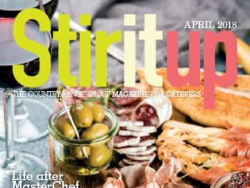 April Stiritup Magazine 2018