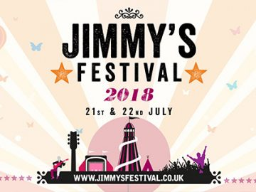 Thomas Ridley sponsors Food & Drink Workshops at Jimmy's Festival!
