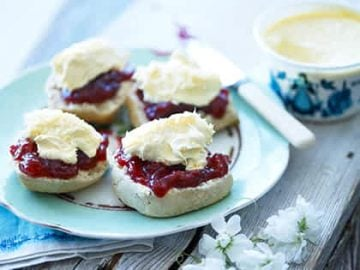 National Cream Tea Day!