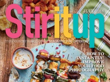 July Stiritup Magazine