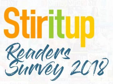Stir it up Readers Survey 2018