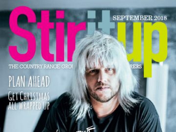 September Stiritup Magazine