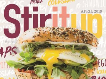 April Stiritup Magazine